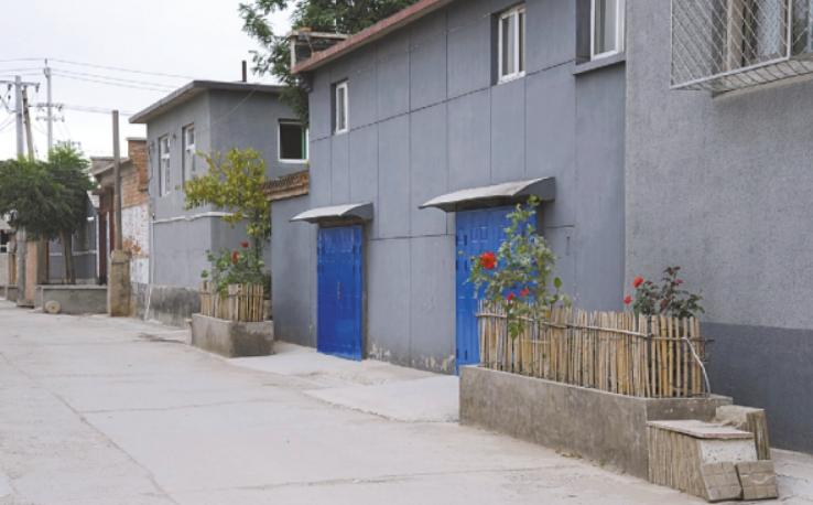 房山区石楼镇双柳树村让干净整洁成为村庄常态