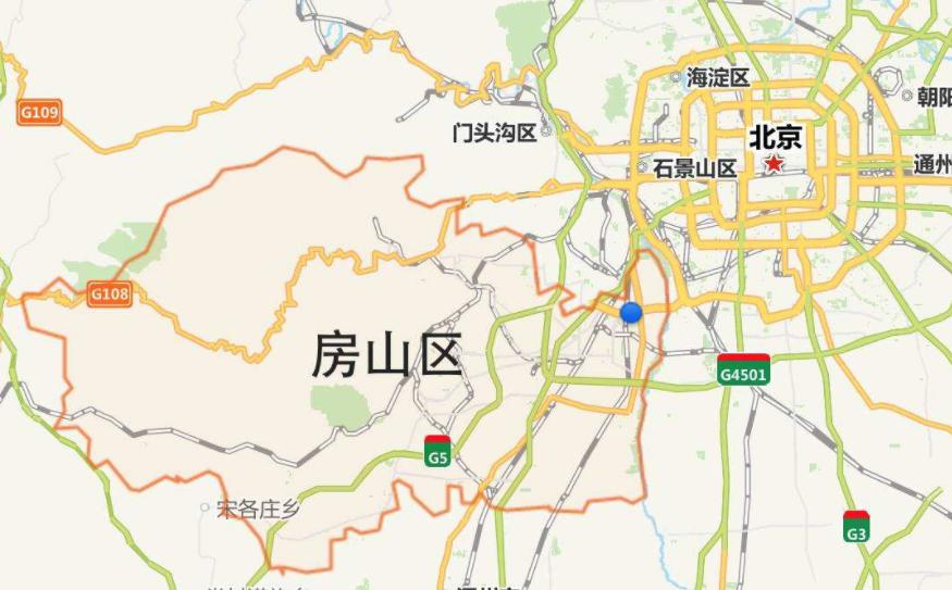 北京房山区属于几环良乡怎么样很偏僻么是不是特别穷?