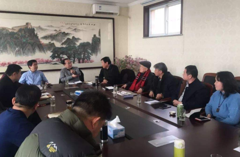 房山区阎村成人学校有9名学员入选房山区书法家协会