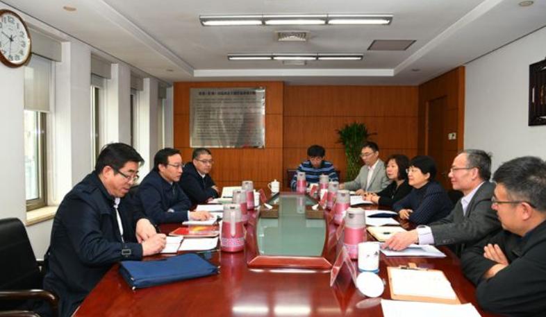 房山区2019年扶贫协作和支援合作召开会议