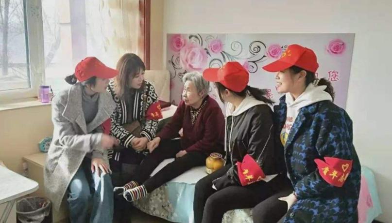 房山区西潞街道提升养老服务质量营造爱老敬老社会氛围
