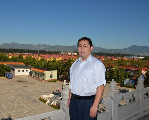 房山区劳动者田广良:坚持以党建引领产业转型和乡村振兴