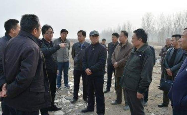 房山区领导带队开展城乡环境综合整治拉练检查