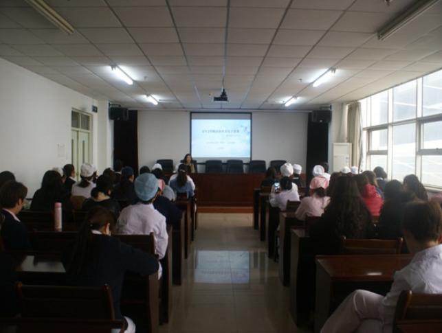 房山区阎村镇社区卫生服务中心开展慢病管理业务知识培训