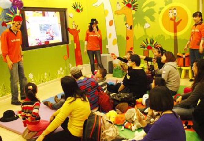 房山区盛通红木文化馆举办亲子文化活动