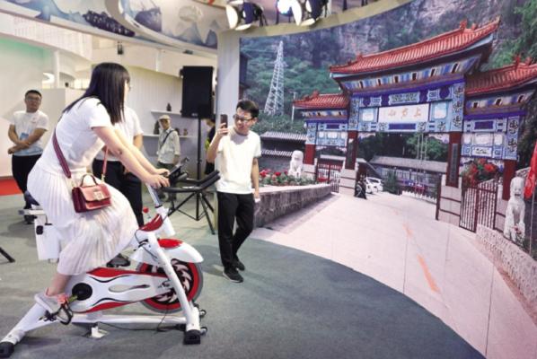 房山参展第十四届中国北京国际文化创意产业博览会