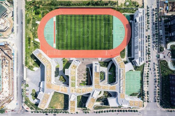 北京市房山区重点高中学校:北京四中房山分校-长阳校区