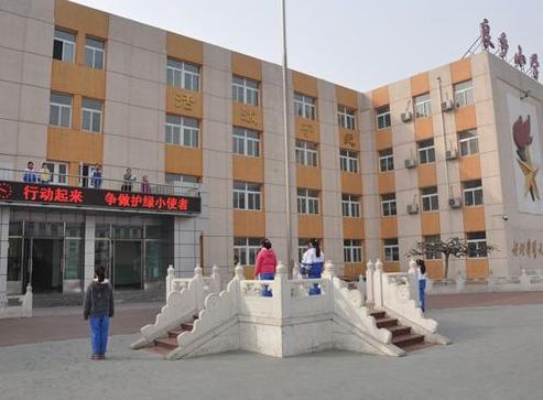 北京市房山区重点学校:良乡第一小学校概况