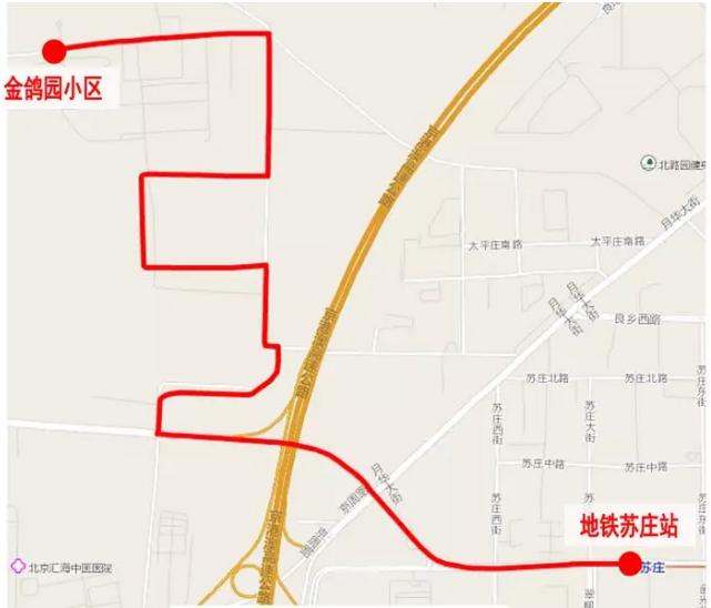 北京公交集团公布:7月26日房山区将新开2条F69|F70路公交车